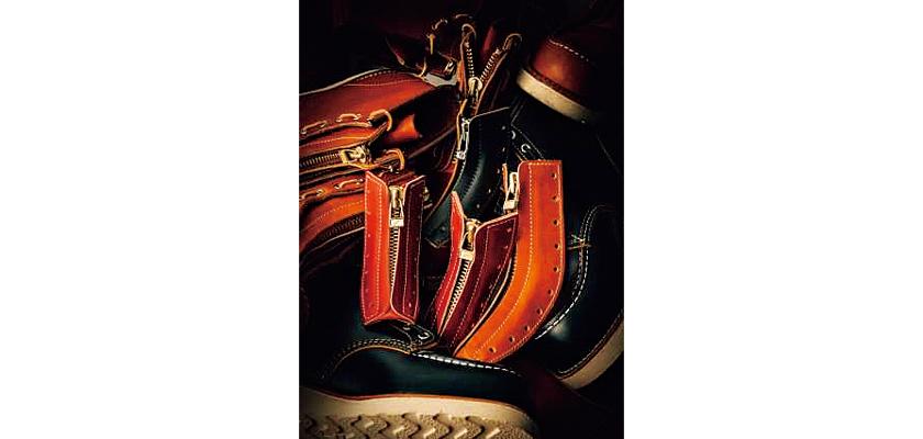 レッド・ウィング RED WING Boots Leather Zipper Unit