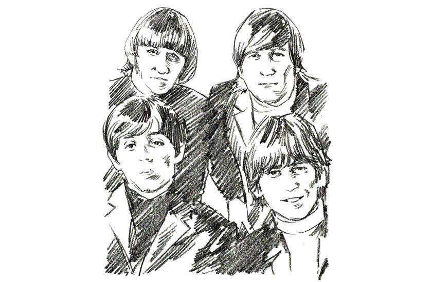 世界的アーティストグループ・ビートルズ