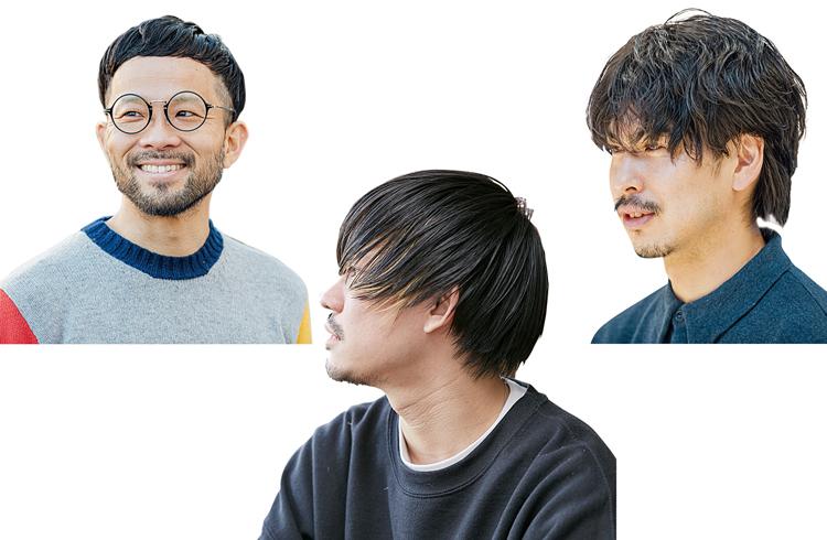 お洒落のプロの髪型スナップ
