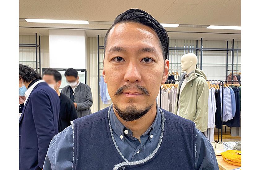 シップス カジュアル バイヤー 吉田卓弘さん
