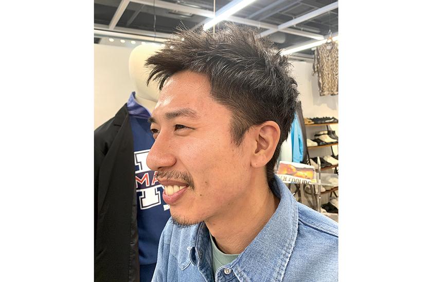 ジャーナル スタンダード レリューム プレス 中村恭平さん