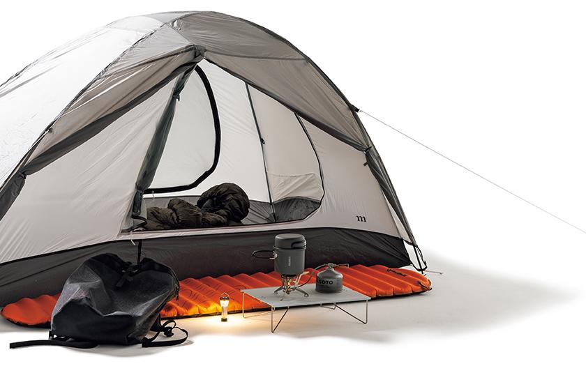 ソロキャンプ七つ道具