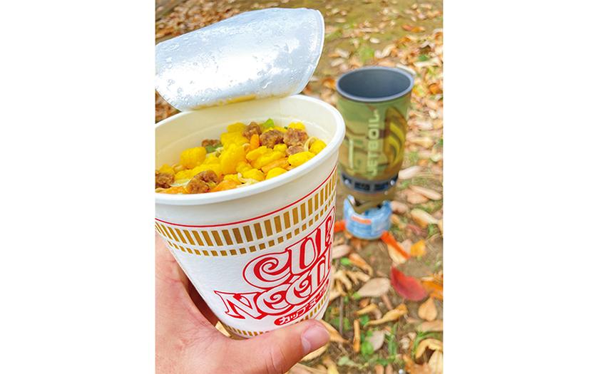 至高のカップ麺