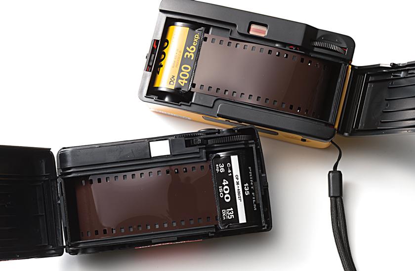 Lomography ロモグラフィー シンプルユース フィルムカメラ KODAK コダック M38 フィルムカメラ
