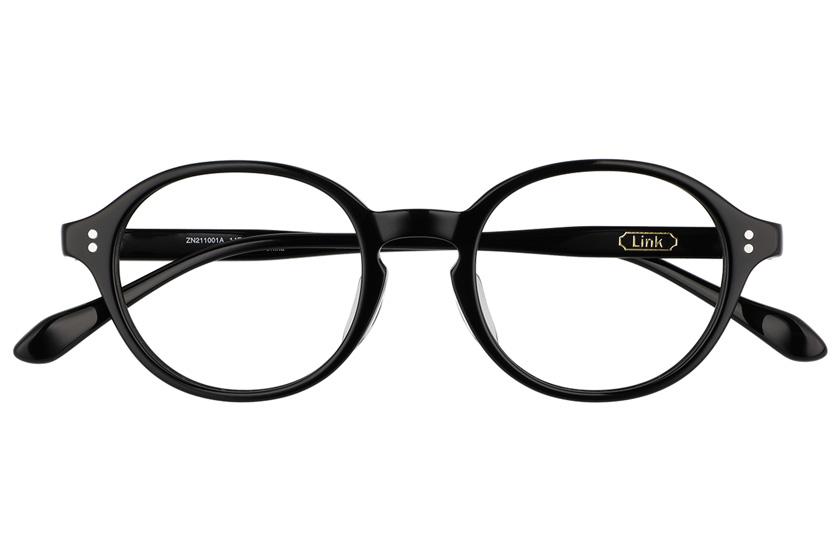 ゾフの最新メガネ「クラシック リンクコレクション」ラウンド型