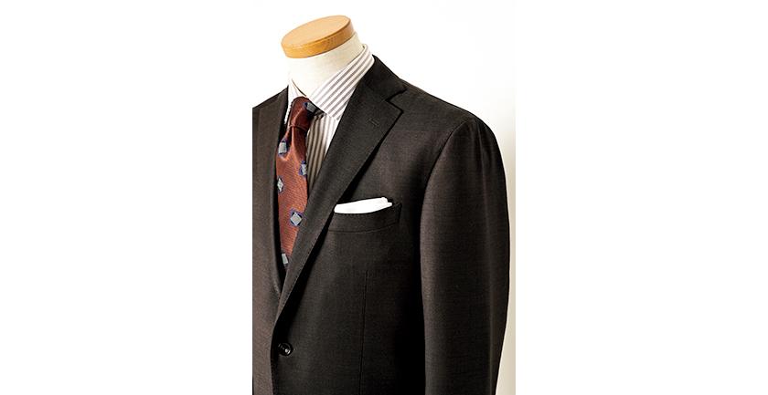 THE SUIT COMPANY ザ・スーツカンパニー VBC生地のハンドメイドスーツ