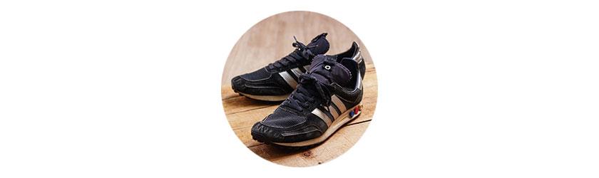 adidas アディダス LAトレーナー