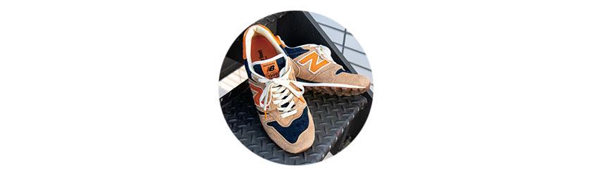New Balance ニューバランス 1300CL×リーバイス