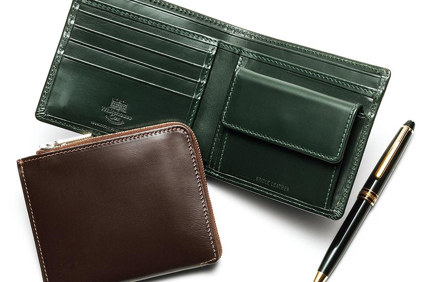 Whitehouse Cox ホワイトハウスコックスの2つ折り財布