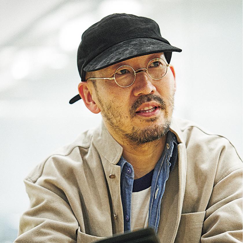 レショップの金子恵治さん