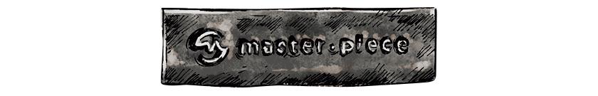 MASTER-PIECE マスターピース