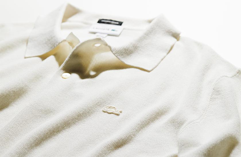 LACOSTE ラコステのユナイテッドアローズ別注ポロシャツ