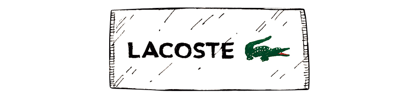 LACOSTE ラコステ