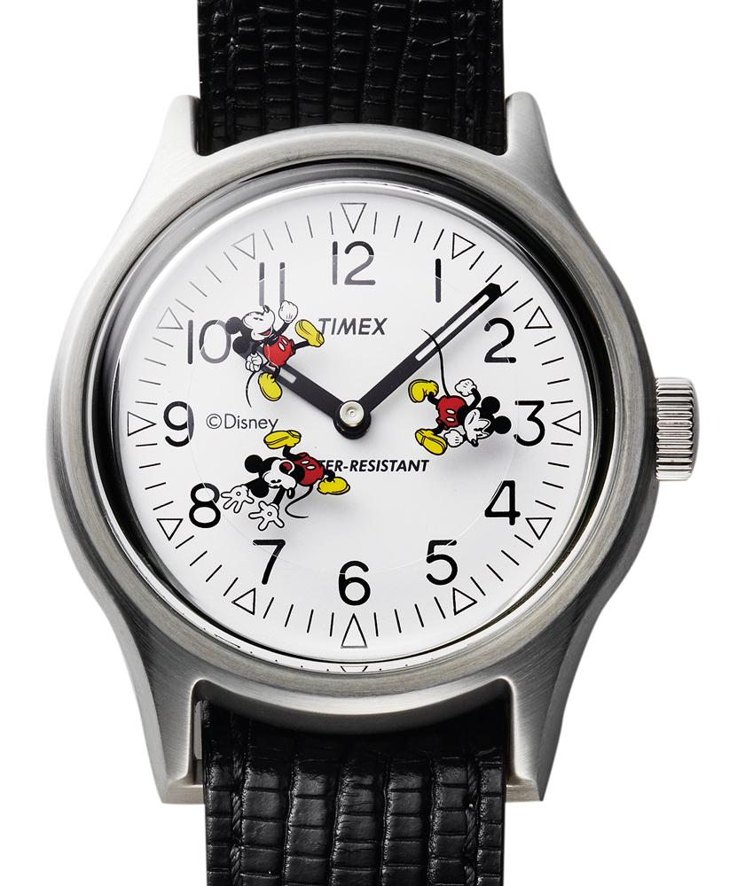 TIMEX タイメックス ビームス ボーイ別注 ミッキーマウス ウォッチ