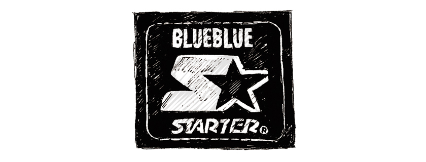 STARTER・BLUE BLUE スターター・ブルーブルー