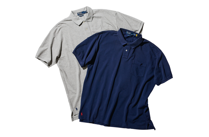 THE POLO BIG COLLECTION ザ ポロ ビッグ コレクション ポロシャツ