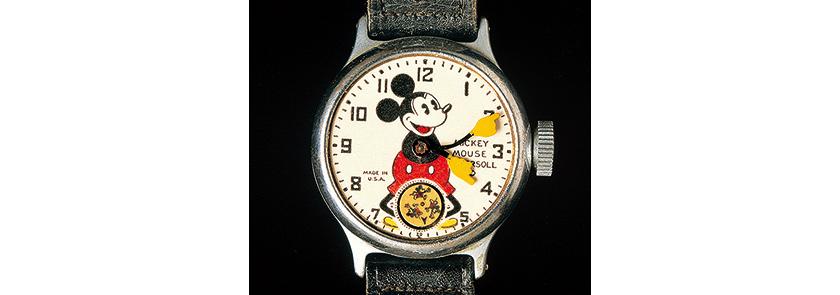 TIMEX タイメックス ミッキーマウス ウォッチ '30年代のヴィンテージ