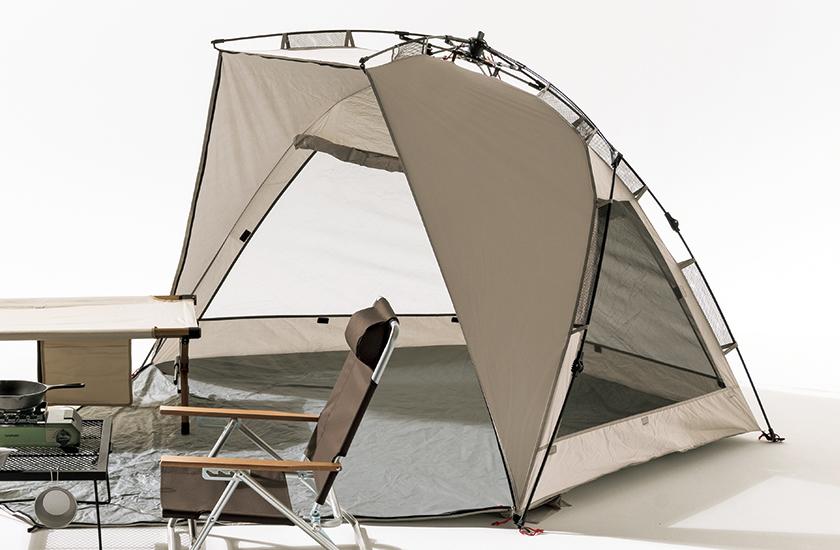QUICKCAMP クイックキャンプの2WAY サンシェード QC-2W220N