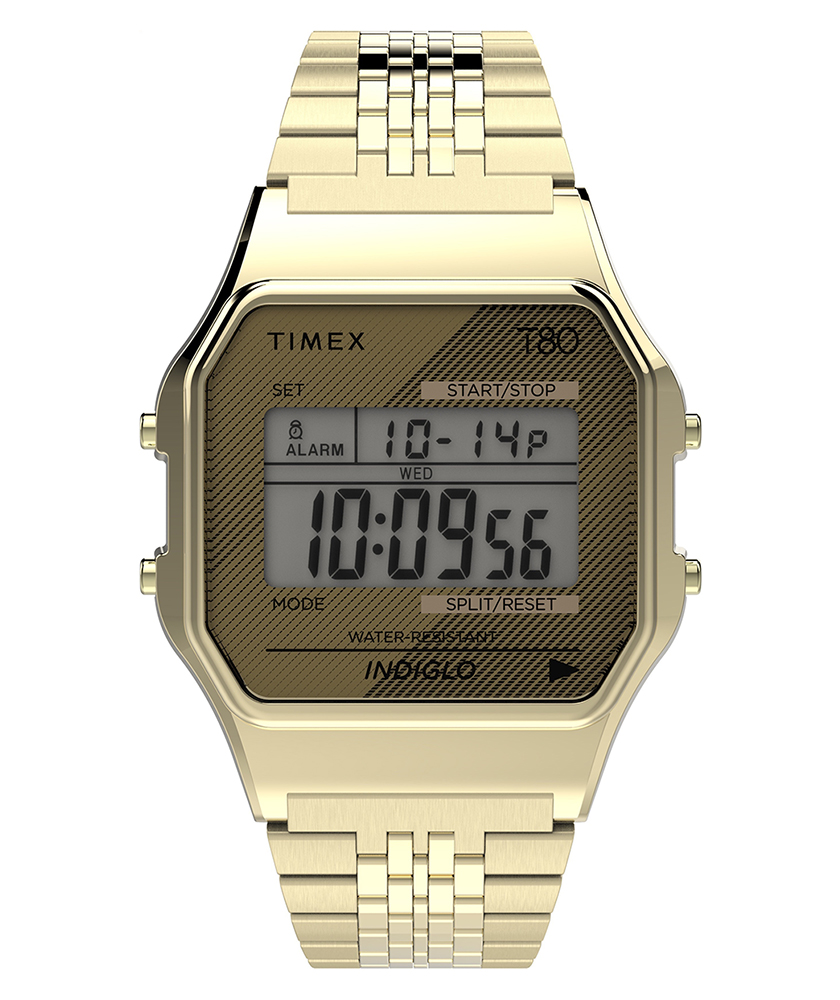 TIMEX タイメックスのタイメックス 80 ゴールド