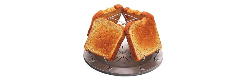 COGHLAN'S コフランのフォールディング トースター
