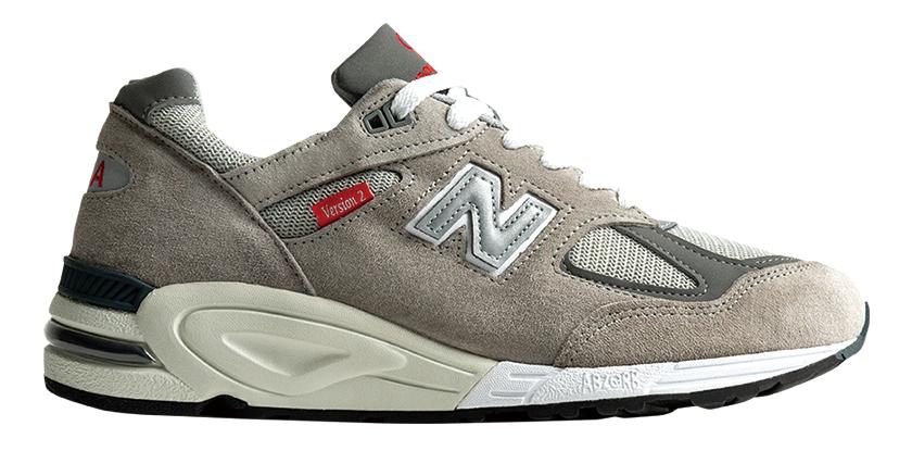 New Balance ニューバランスの990v2
