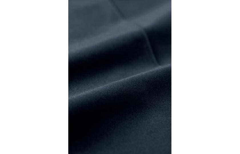 MORLES モアレスのツープリーツ インタック シャーリングパンツ