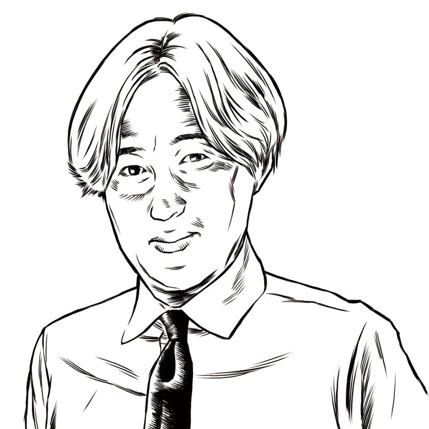 ビームス デザイン 中村慎太郎さん