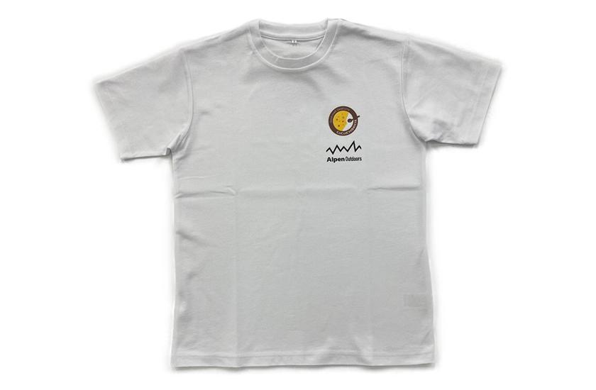 アルペンアウトドアーズ×カレーハウスCoCo壱番屋 オリジナルTシャツ