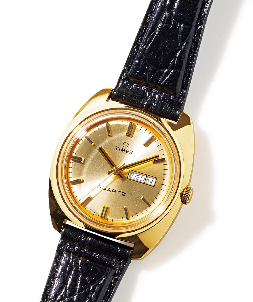 TIMEX タイメックスのQ タイメックス マーモント 1975
