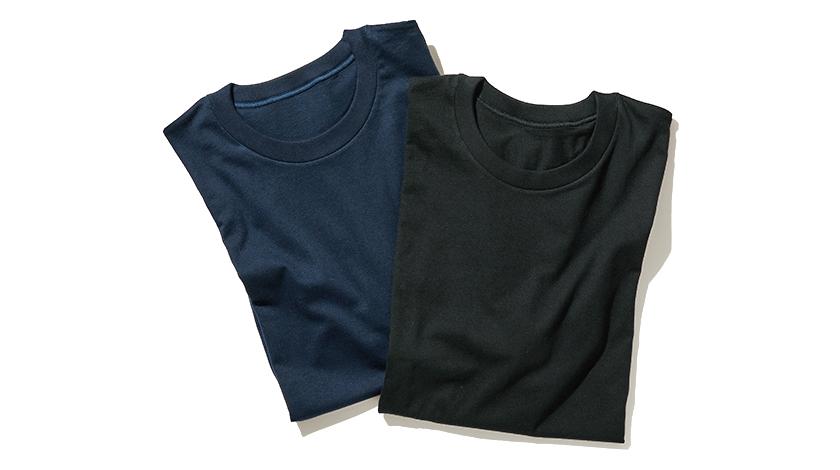 久米繊維のビッグTシャツ