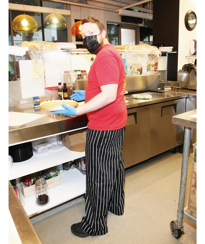 Cookman クックマン シェフパンツ