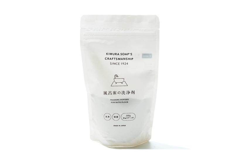 KIMURA SOAP 木村石鹸 風呂床の洗浄剤