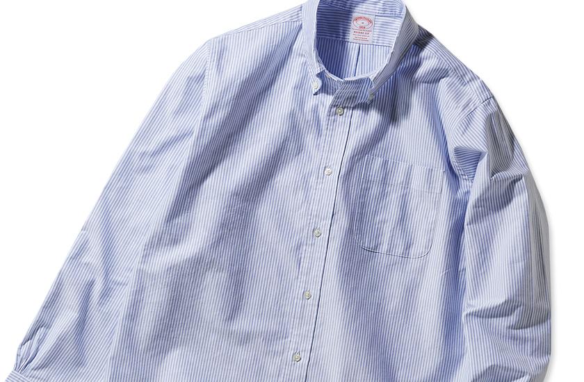 ブルックス ブラザーズのBDシャツ