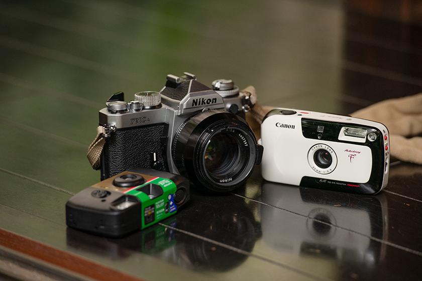 降幡 愛さん愛用のカメラとレンズ