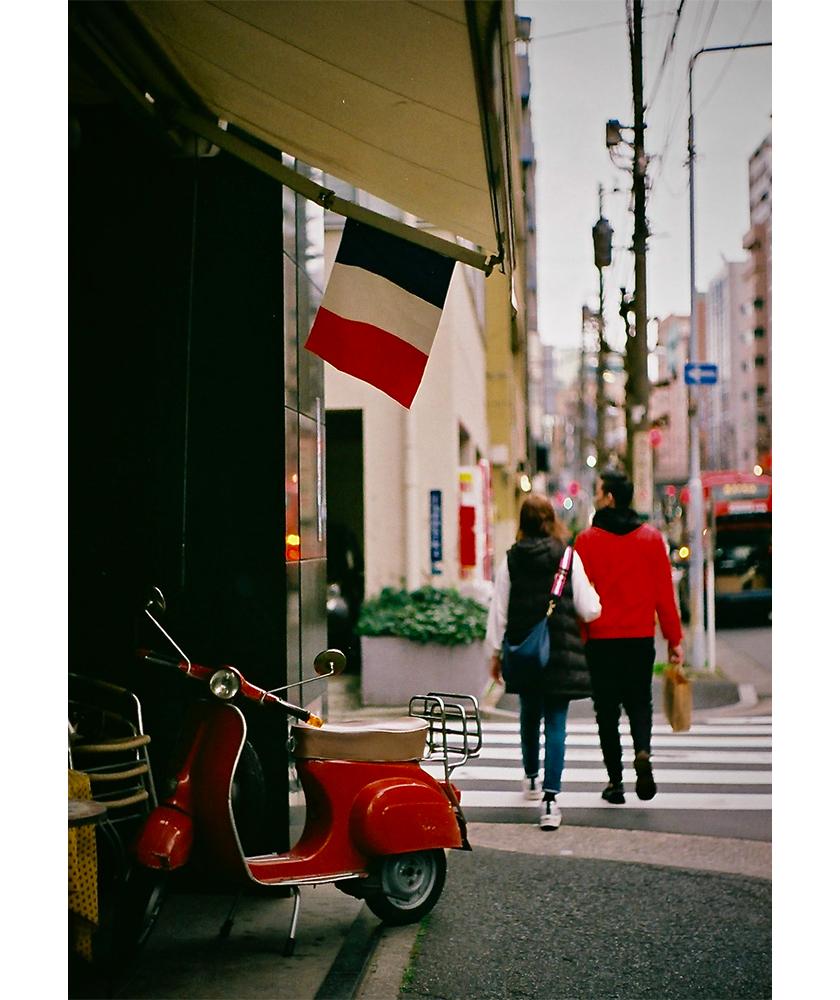 山内さん撮影写真 Tricolore
