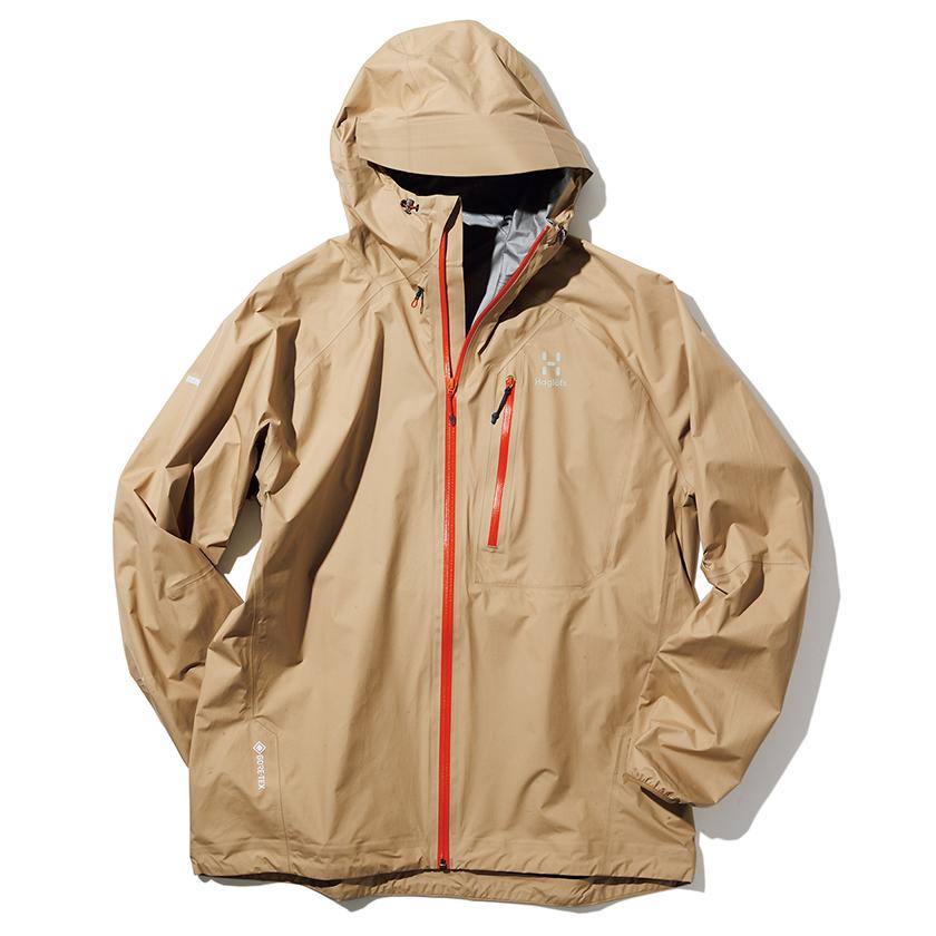 Haglofs ホグロフスのリムシリーズ ジャケット
