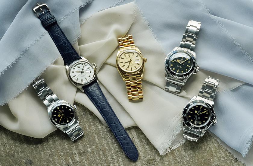 江口時計店のポップアップがバーニーズ ニューヨークに出現